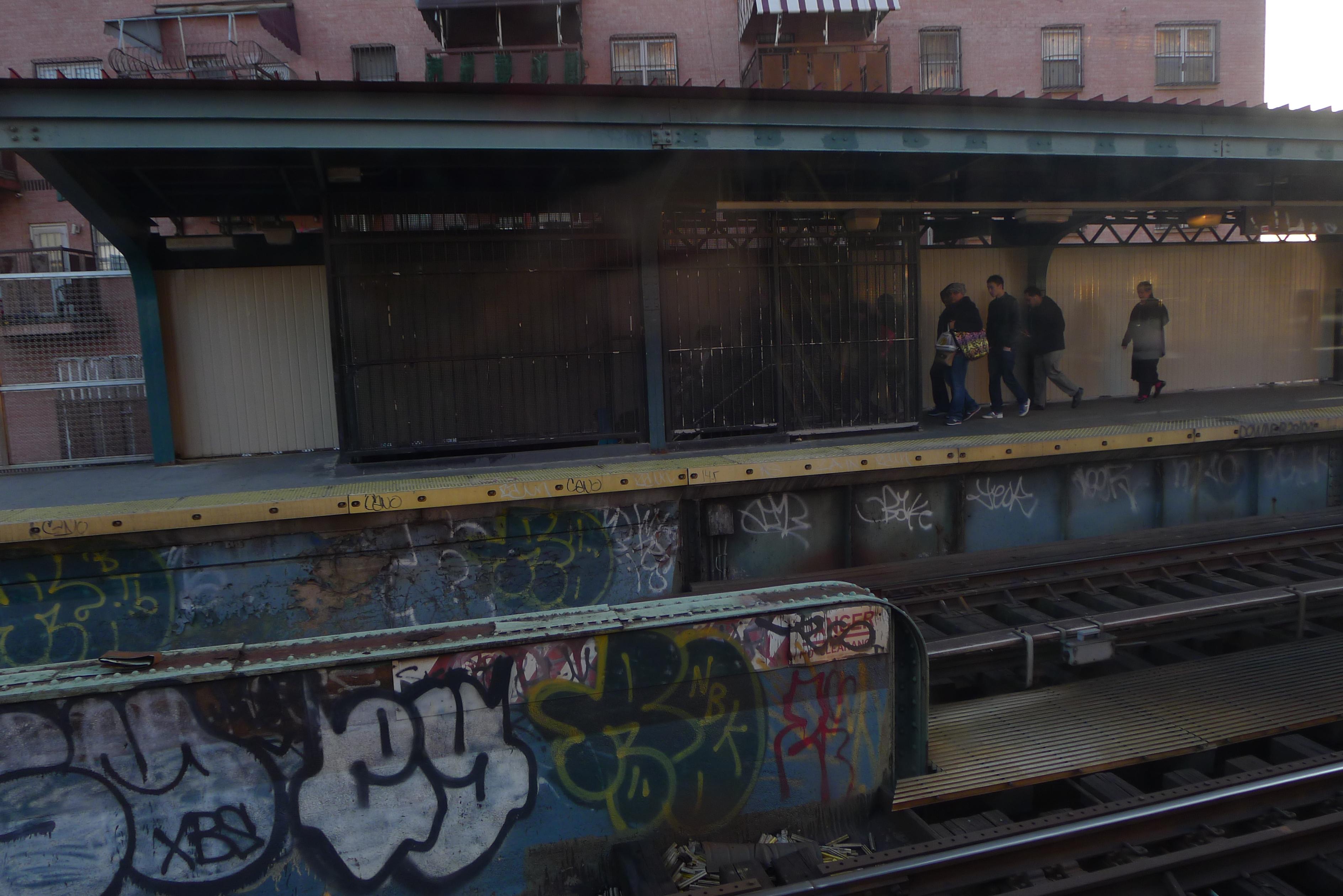 Subway M line
