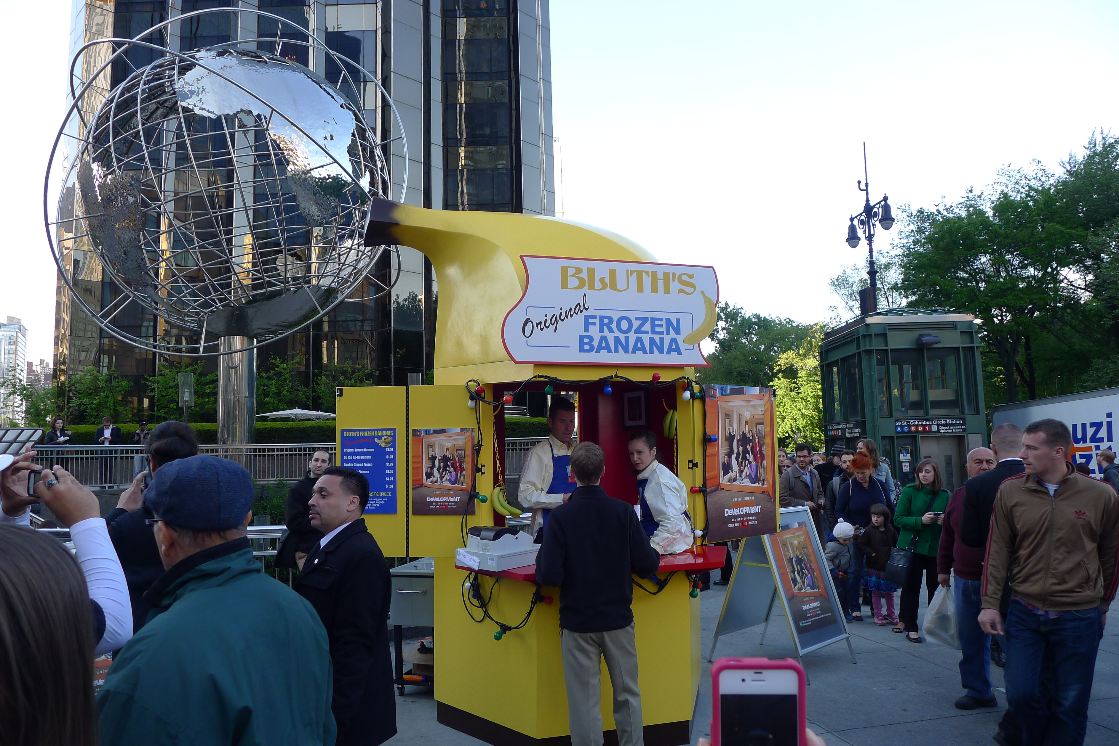 Bluth's Banana Stand