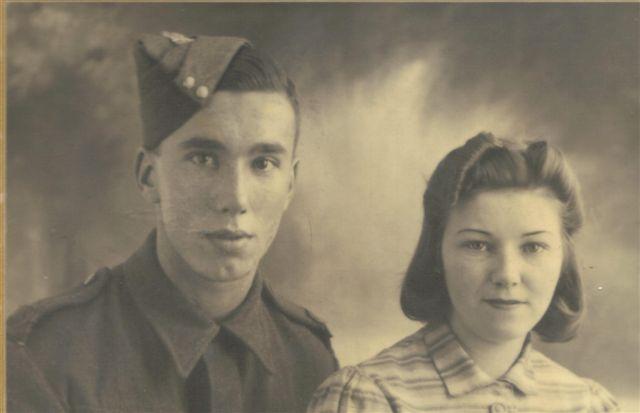 Nannie and Granddad