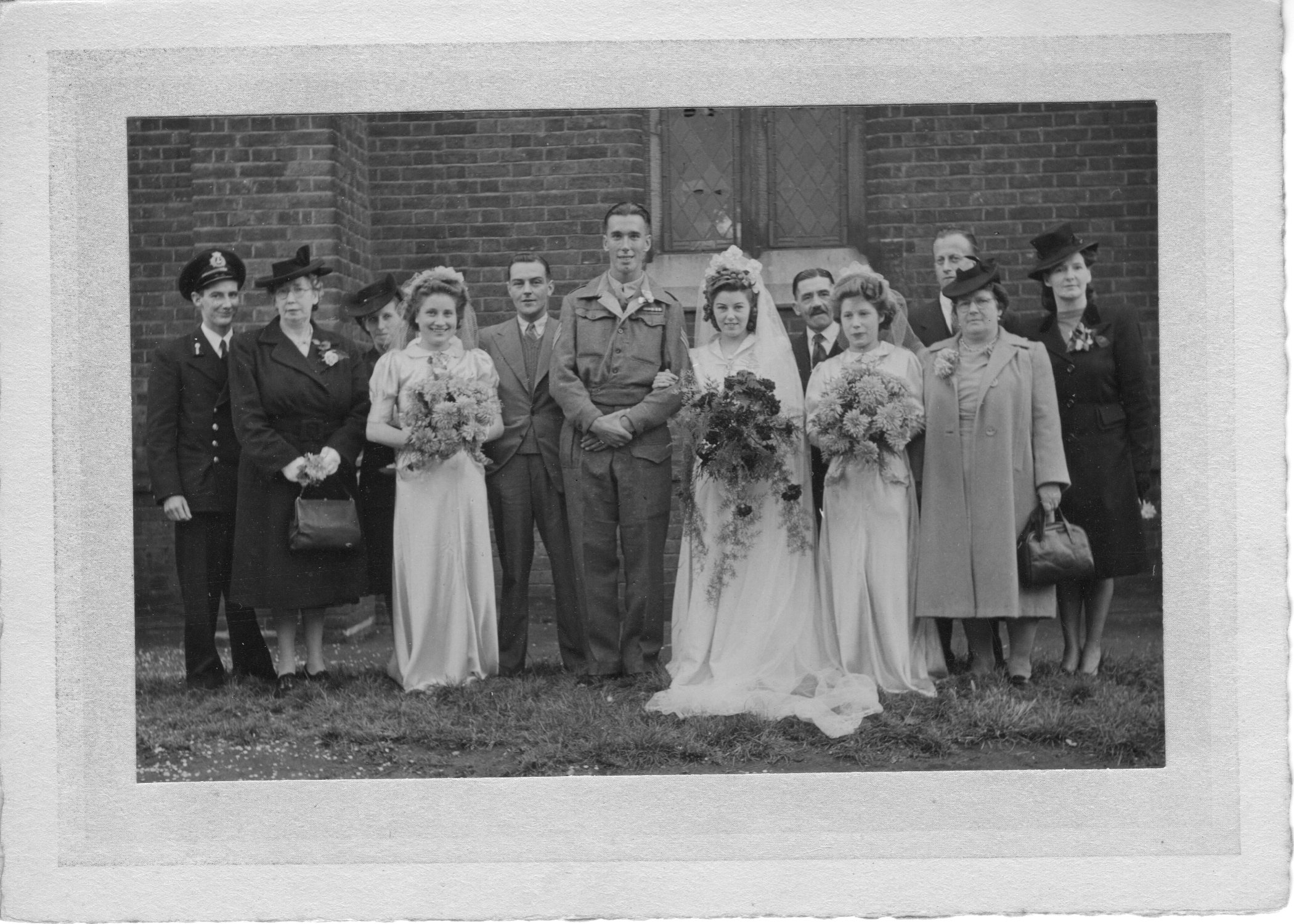 Wedding 1944