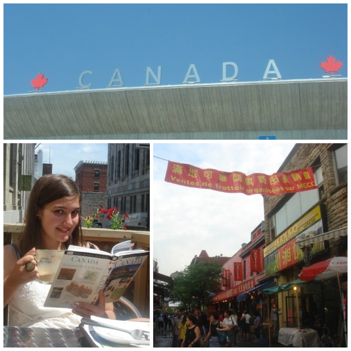 Montreal - I was in Chinatown there when Michael Jackson died. WHERE WERE YOU