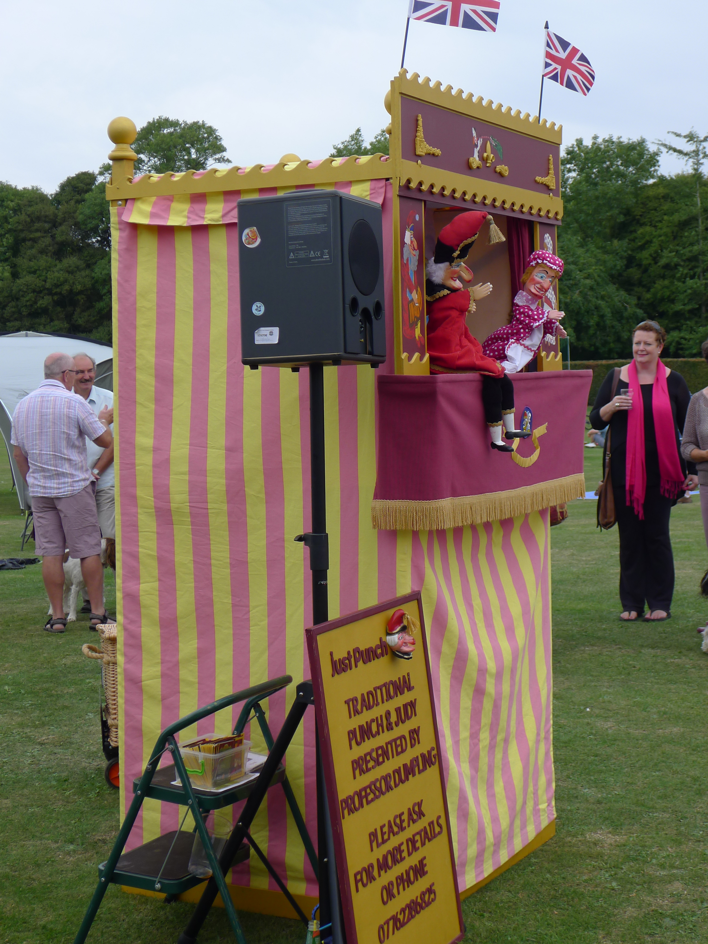 The horror that is Punch & Judy