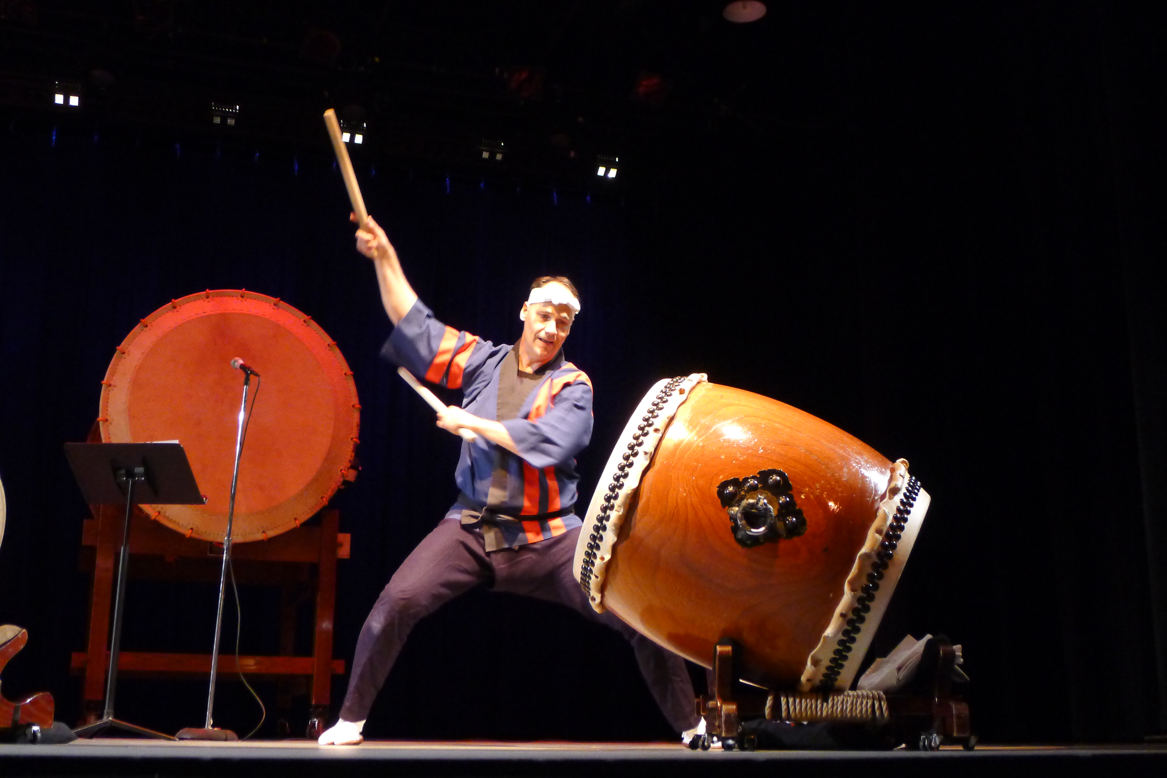Japanese Drum Group 46